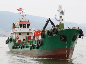 Kocaeli'de dört yeni deniz süpürgesi hizmete başladı