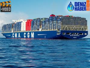 CMA CGM, CEVA Logistics'e yatırım yapıyor