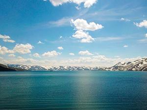 Balık Gölü, doğa tutkunlarının uğrak yeri oldu