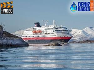 Hurtigruten, gemilerini LNG gücüyle yeniliyor