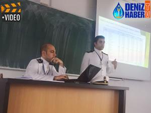 PRÜ Denizcilik Fakültesi, CADET NAV 2018'de ikinciliği aldı