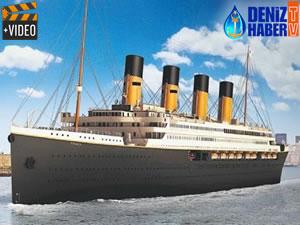 Titanic II, bu yıl ilk seferine çıkacak