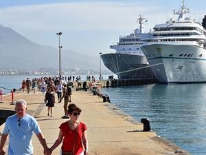 Türkiye'ye son 5 yılda 6 milyon ziyaretçi geldi