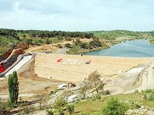 Altunçay Göleti inşaatı için sözleşme imzalandı