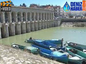 Beyşehir Gölü'nde 'sudak' alarmı verildi