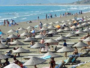 Güney Ege sahilleri turistleri bekliyor