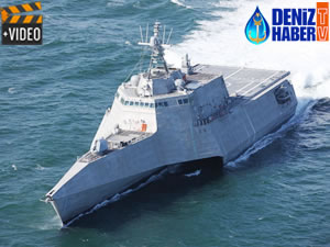 ABD Donanması, 'USS TULSA'yı Austal'den teslim aldı