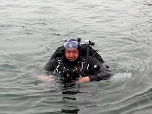 Sinop'ta 10 binin üzerinde dalgıç yetiştirdi