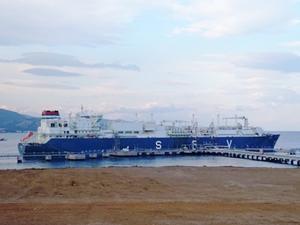Türkiye'nin üçüncü FSRU terminali yolda
