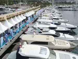 Birinci Uluslarası Yacht Charter Show başladı