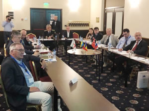 Karadeniz Denizci Üniversiteler Birliği Başkanlığına Prof. Dr. Oral Erdoğan seçildi