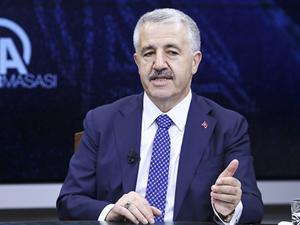 Ahmet Arslan: Kanal İstanbul'a bu yıl kazmayı vurmak istiyoruz