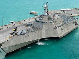 'USS CINCINNATI'ye isim verme töreni gerçekleştirildi