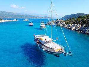 Türkiye 'Mavi bayraklı' plaj sayısını artırdı