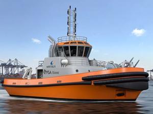 PSA Marine, Wartsila'nın yeni nesil LNG yakıtlı römorkörünü sipariş etti
