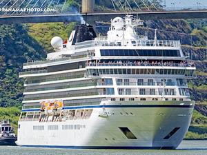 M/S VIKING SUN, en uzun gemi seyahatini düzenliyor