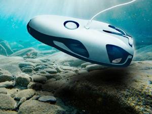 PowerRay Sualtı Robotu amatör balıkçılar için imkan sunuyor