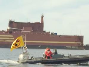 Rusya'nın 'yüzen nükleer santrali' tepki çekiyor