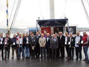 Ortaköy Denizcilik Lisesi Mezunları Balık Günü'nde buluşuyor