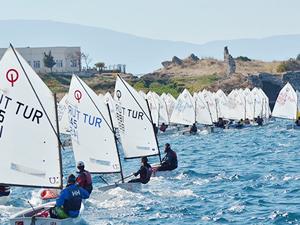 'Optimist - Laser Türkiye Şampiyonası'na geri sayım başladı