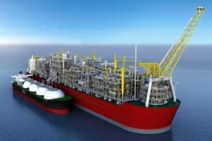 Shell ve Inpex'in doğalgaz rekabeti artıyor