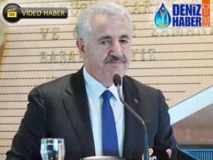 Ahmet Arslan: Denizcilik sektörünün tamamını düşünmek zorundayız