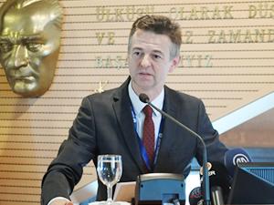 Emre Eldener: Türkiye transit taşımacılıkta merkez olmalı