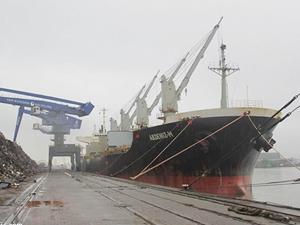 Güney Kore'nin yardım gemileri yarın demir alıyor