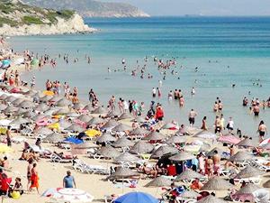 Turizm geliri, birinci çeyrekte yüzde 31.3 arttı