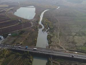 Murat Acu, Dicle Nehri Islahı Projesi'ni inceledi
