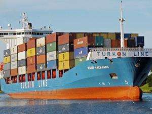 Konteyner taşımacılığının ihracattaki payı arttı