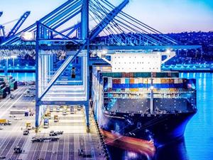 Los Angeles Limanı'nın Nisan ayı elleçleme verileri açıklandı