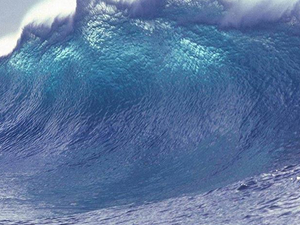 En büyük dalga boyu Campbell Adası'nda ölçüldü