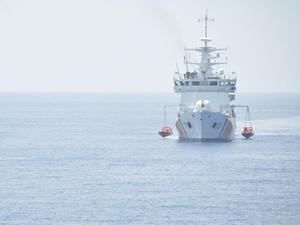 Deniz Aslanı - 2018 Arama Kurtarma Davet Tatbikatı başladı