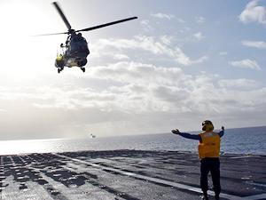 TSK'dan denizlerde 'Beyaz Fırtına' tatbikatı