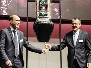 CEVA Lojistik hisseleri İsviçre SIX Borsası'nda işlem görmeye başladı