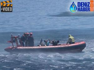 Deniz Aslanı Arama Kurtarma Davet Tatbikatı'nın başarıyla sona erdi