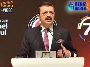 Türkiye Odalar ve Borsalar Birliği Başkanlığına Rifat Hisarcıklıoğlu seçildi