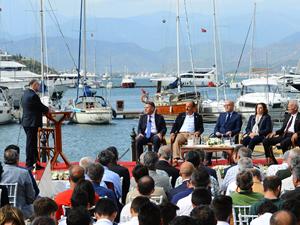 Ufuk Teker: Denizcilik sektöründe yatırım yapılamıyor