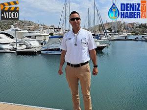 Çeşme Marina'da midyeler su kalitesini artırıyor