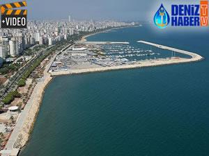 Doğu Akdeniz sahillerine havadan kirlilik denetimi yapılıyor