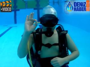 Diyarbakırlı 200 genç, dalış hayalini gerçekleştirdi