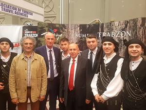TRABZON TSO, Expo Batumi 2018 Fuarı'nda stant açtı