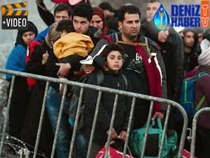 Avrupa'ya kaçmaya çalışan göçmen sayısı arttı