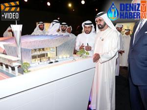 Dubai'ye yeni kruvaziyer terminali geliyor