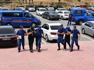 Muğla'da yabancı uyruklu 82 kişi yakalandı