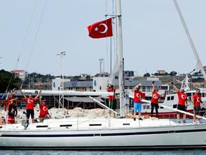 İzmir Kış Trofesi 5. ayak yarışları gerçekleştirildi