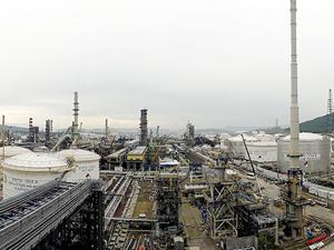 Star Rafineri'nin ilk petrol kargosu Azerbaycan'dan