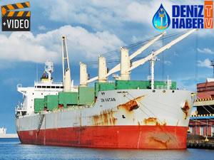 M/V DN Vatan ve M/V DN Millet gemileri Yunanlılara satıldı