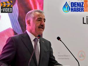 Ahmet Arslan: Liman Tek Pencere Sistemi'ni, hizmete sunacağız